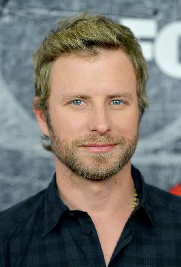 Singer Dierks Bentley arrives. Photo: Frazer Harrison, Getty Images / 2012 Getty Images