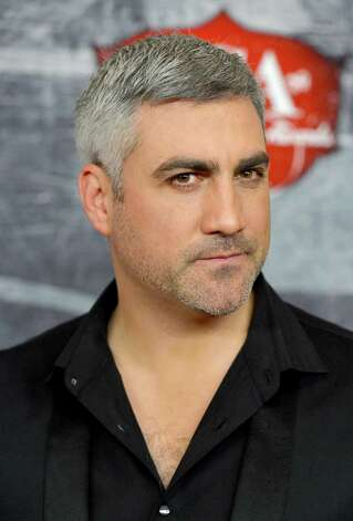 Singer Taylor Hicks arrives. Photo: Frazer Harrison, Getty Images / 2012 Getty Images
