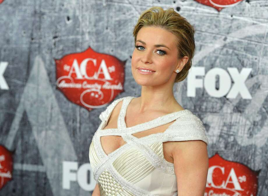 Model Carmen Electra arrives. Photo: Frazer Harrison, Getty Images / 2012 Getty Images
