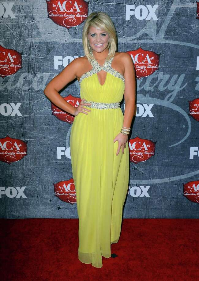 Singer Lauren Alaina arrives. Photo: Frazer Harrison, Getty Images / 2012 Getty Images