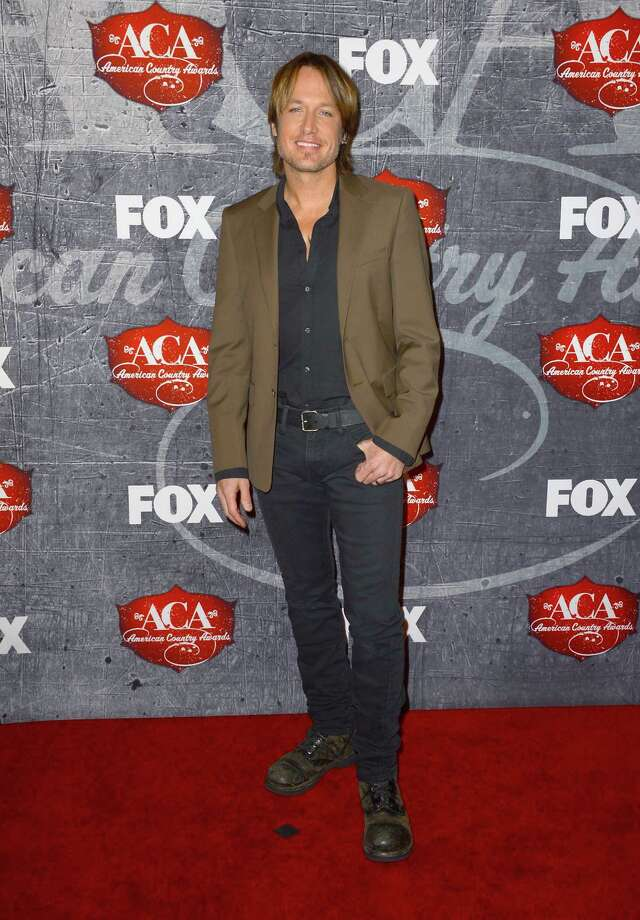 Singer Keith Urban arrives. Photo: Frazer Harrison, Getty Images / 2012 Getty Images