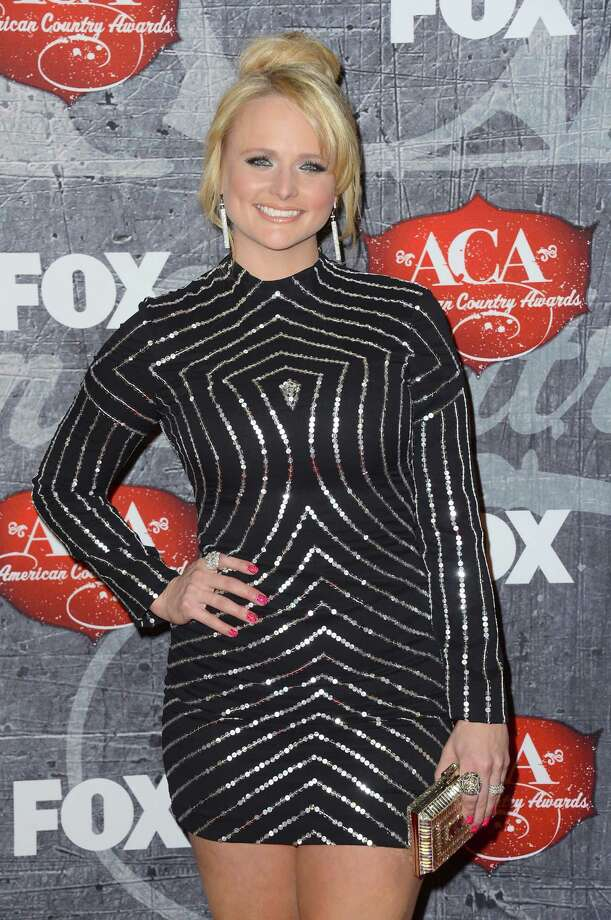 Singer Miranda Lambert arrives. Photo: Frazer Harrison, Getty Images / 2012 Getty Images