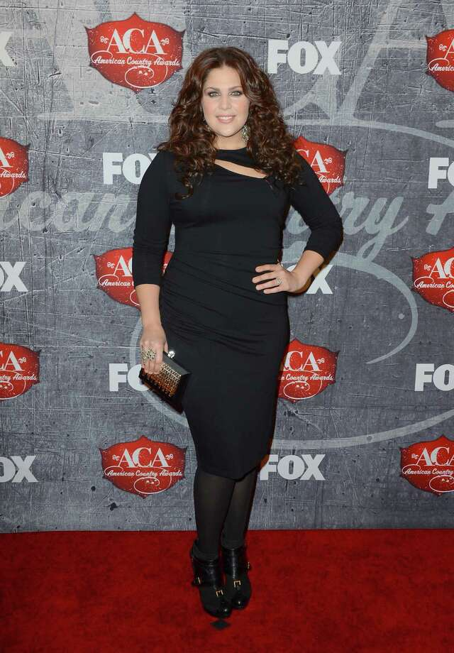 Singer Hillary Scott of Lady Antebellum arrives. Photo: Frazer Harrison, Getty Images / 2012 Getty Images