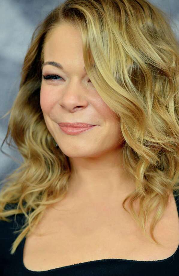 Singer LeAnn Rimes arrives. Photo: Frazer Harrison, Getty Images / 2012 Getty Images