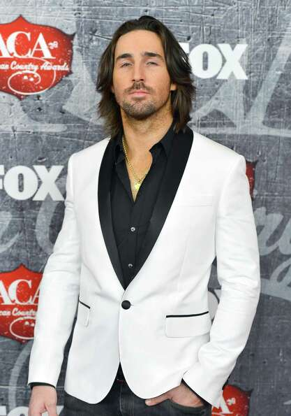 Singer Jake Owen arrives.