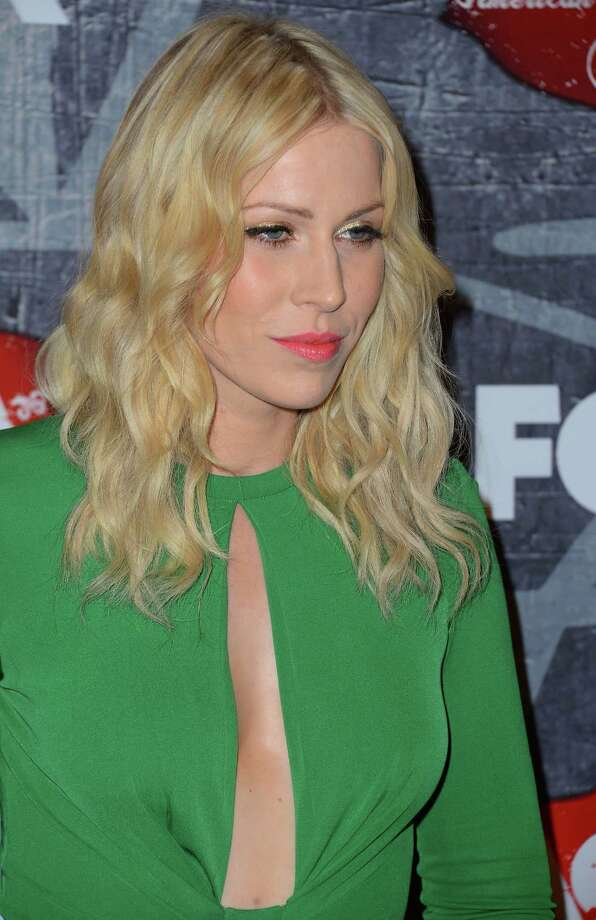 Singer Natasha Bedingfield arrives. Photo: Frazer Harrison, Getty Images / 2012 Getty Images