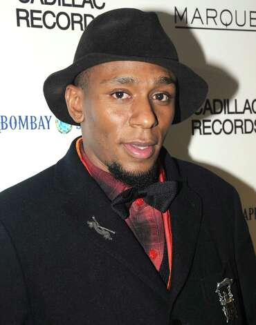 Mos Def at the Cadillac Records NY Movie Premiere held at the  AMC Loews 19 Theater. INDESIGN-WC Photo: Corkery, Richard / New York Daily News