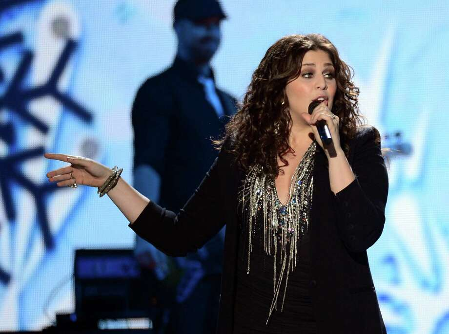 Singer Hillary Scott of Lady Antebellum performs onstage. Photo: Mark Davis, Getty Images / 2012 Getty Images