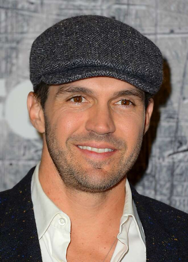 San Francisco Giants pitcher Barry Zito arrives. Photo: Frazer Harrison, Getty Images