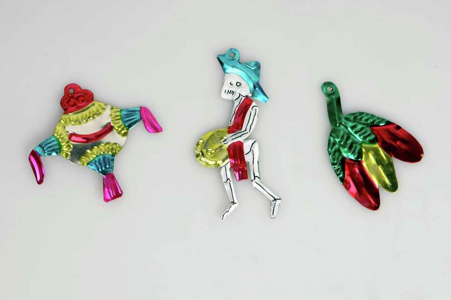 Mexican-made ornaments