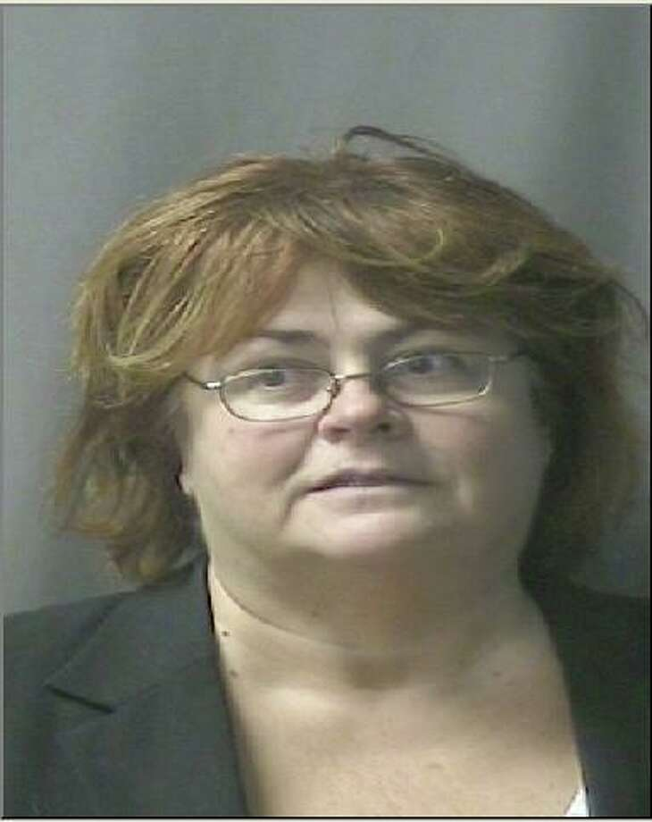 On December 10, 2012, Ballston Spa Police arrested Anita M. Baldes of of Church Avenue on a felony charge of identity theft. (Ballston Spa Police Department)