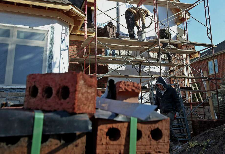 No. 1. Helpers to brickmasons, blockmasons, stonemasons and tile and marble settersProjected growth, from 2010 to 2020: 59.9 percentAnnual earnings: $27,820Annual openings: 2,540To read more about good careers without a degree, click here. Photo: Tim Boyle, Bloomberg / © 2012 Bloomberg Finance LP