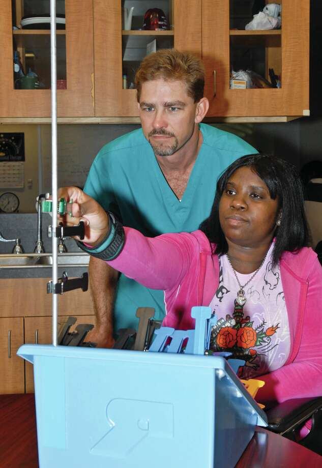 No. 8. Occupational therapy assistantsProjected growth: 43.2 percentAnnual earnings: $52,040Annual openings: 1,680 Photo: Courtesy Photo