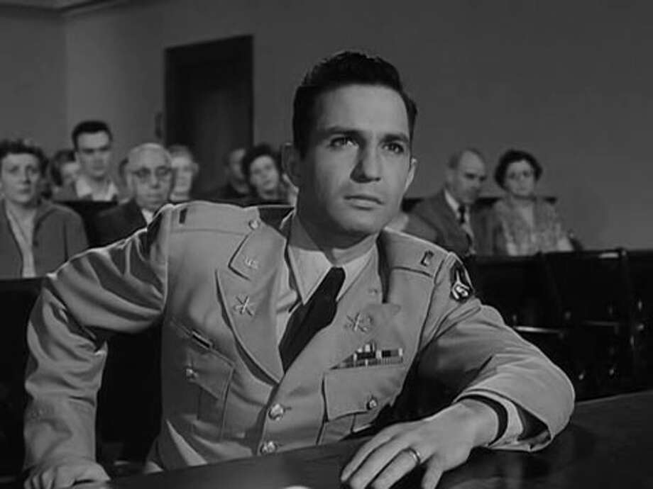 Ben Gazzara in 'Anatomy of a Murder.' (TCM)