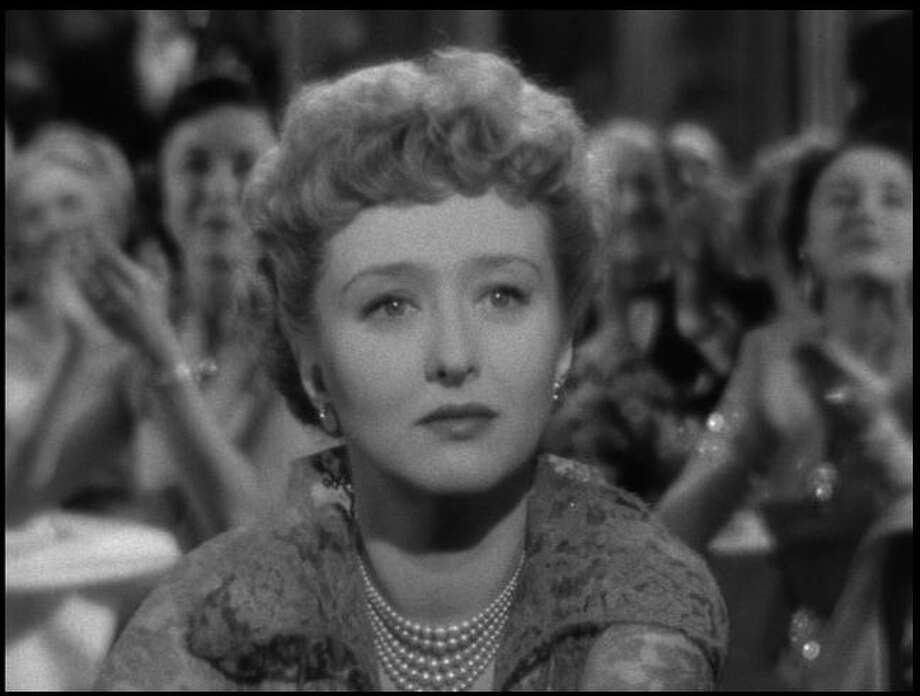 Celeste Holm was superb as the tormented best friend in 'All About Eve.' Photo: Kenneth Anderson