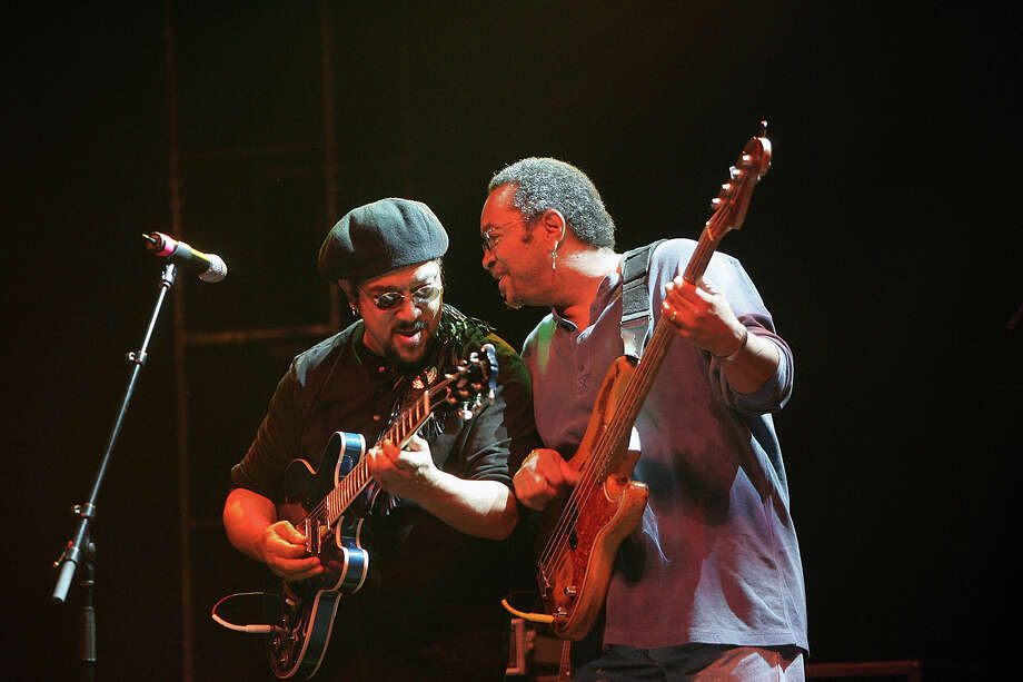The Meters Photo: Scott Gries, Scott Gries/Getty Images / 2005 Getty Images