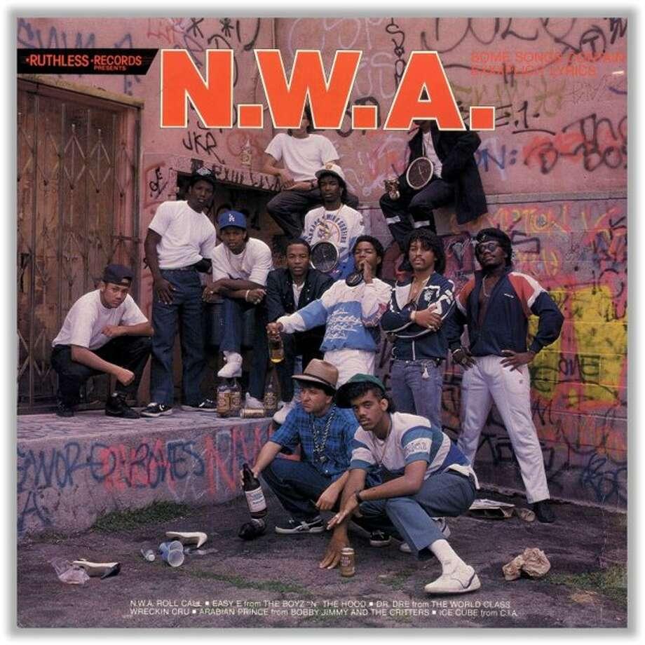 N.W.A. Photo: Publicity Photo