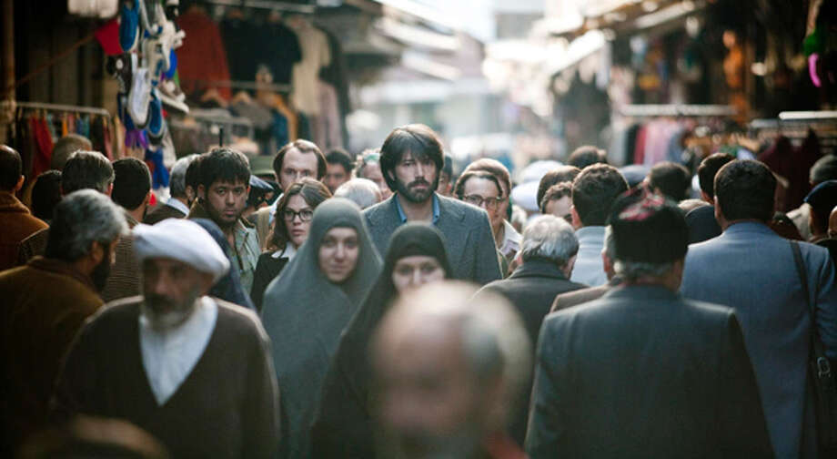 "Best picture, drama nominee:""Argo"""
