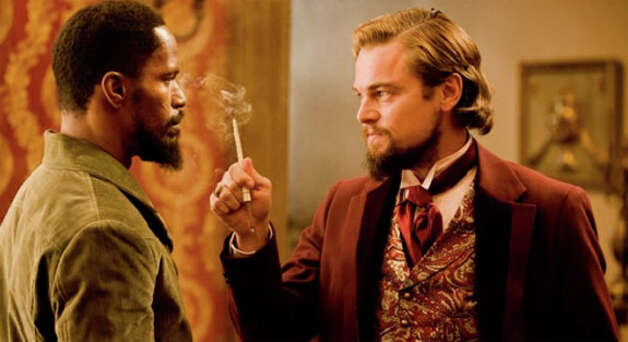 "Best picture, drama nominee:""Django Unchained"""