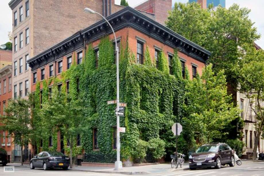 Leibovitz's Greek Revival compound in the West Village Photo: (Brown, Harris & Stevens)