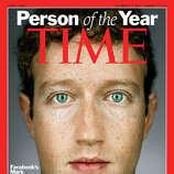 2010: Facebook's Mark Zuckerberg