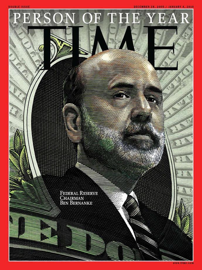 7. Ben Bernanke,chairman of the Federal Reserve Photo: Associated Press