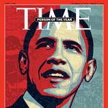 2008: President Barack Obama