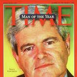 1995: House Speaker Newt Gingrich