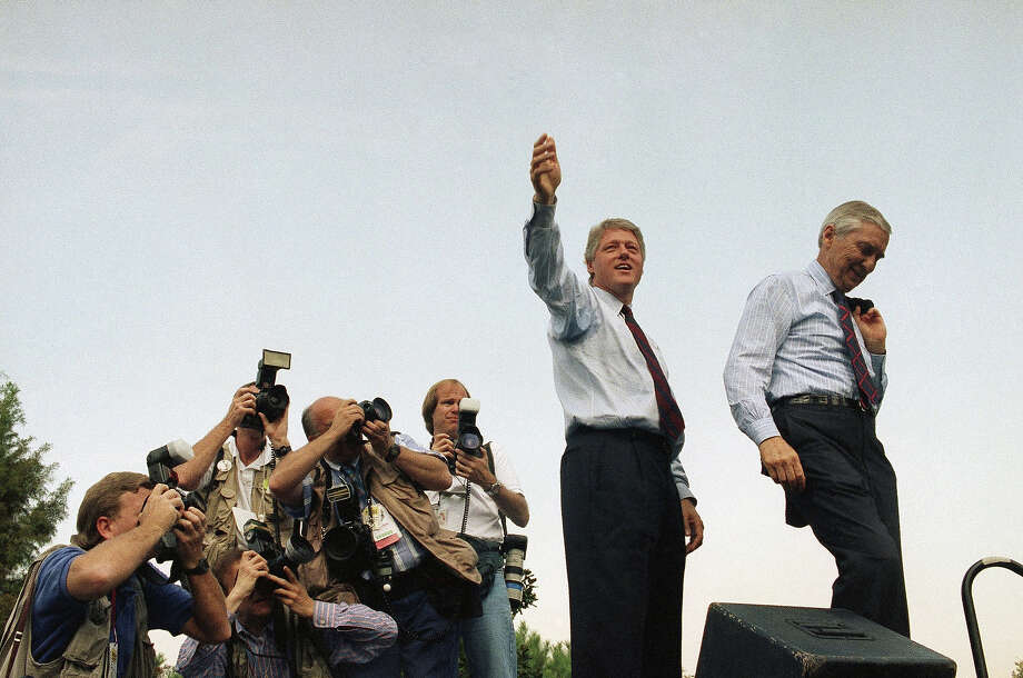 1993: President Bill Clinton Photo: Associated Press