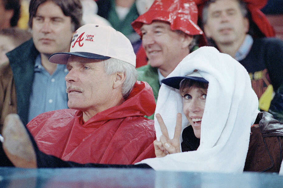 1992: Ted Turner Photo: Diane Hires, Associated Press / AP1992