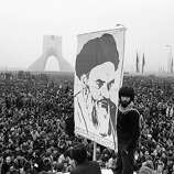 1979: Iran's Ayatollah Khomeini