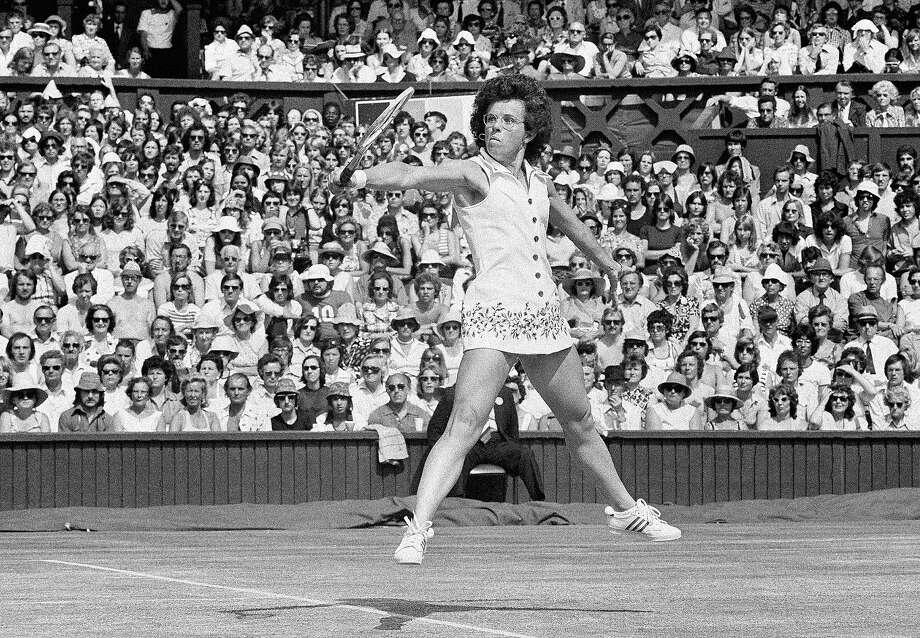 1975: The American Woman Photo: Associated Press