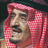 1974: King Fahd of Saudi Arabia