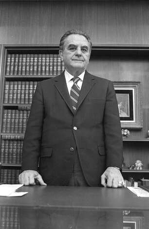 1973: Watergate prosecutor John Sirica Photo: Associated Press