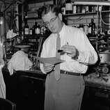 1960: The American Scientist