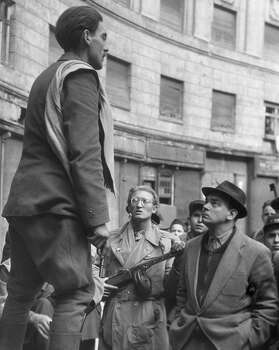 1956: The Hungarian Freedom Fighter Photo: Associated Press