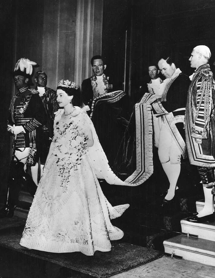 1952: Queen Elizabeth II Photo: Associated Press