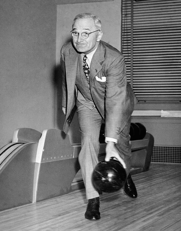 1948: President Harry S. Truman Photo: Associated Press