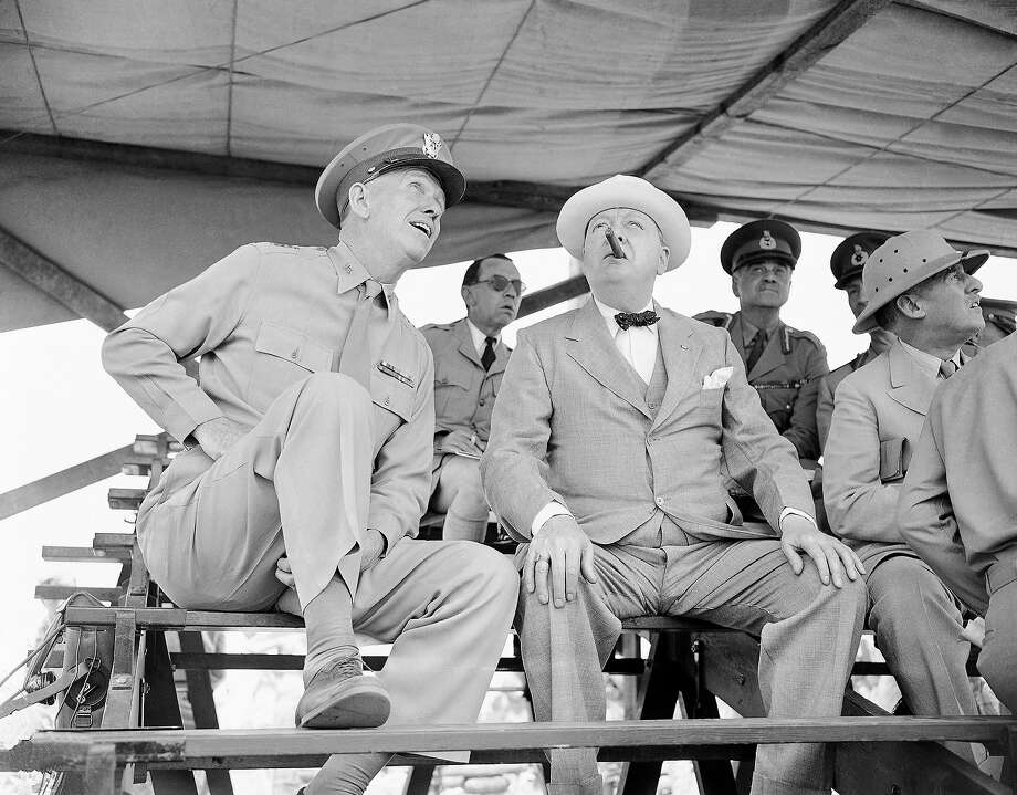 1947: Gen. George Marshall Photo: Associated Press