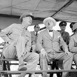 1947: Gen. George Marshall