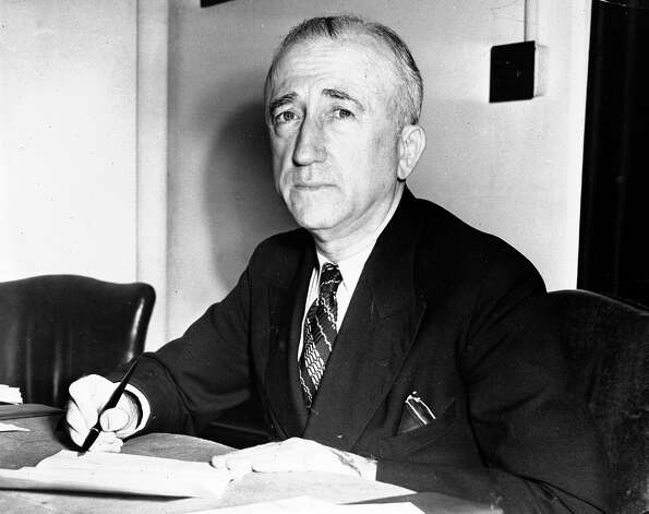 1946: U.S. Secretary of State James F. Byrnes Photo: Associated Press / AP1945