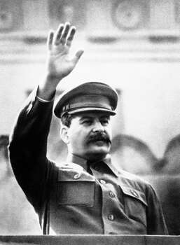 1942: Joseph Stalin Photo: Associated Press