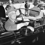 1941: President Franklin D. Roosevelt