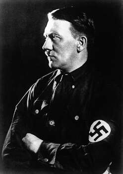 1938: Adolph HItler Photo: Associated Press