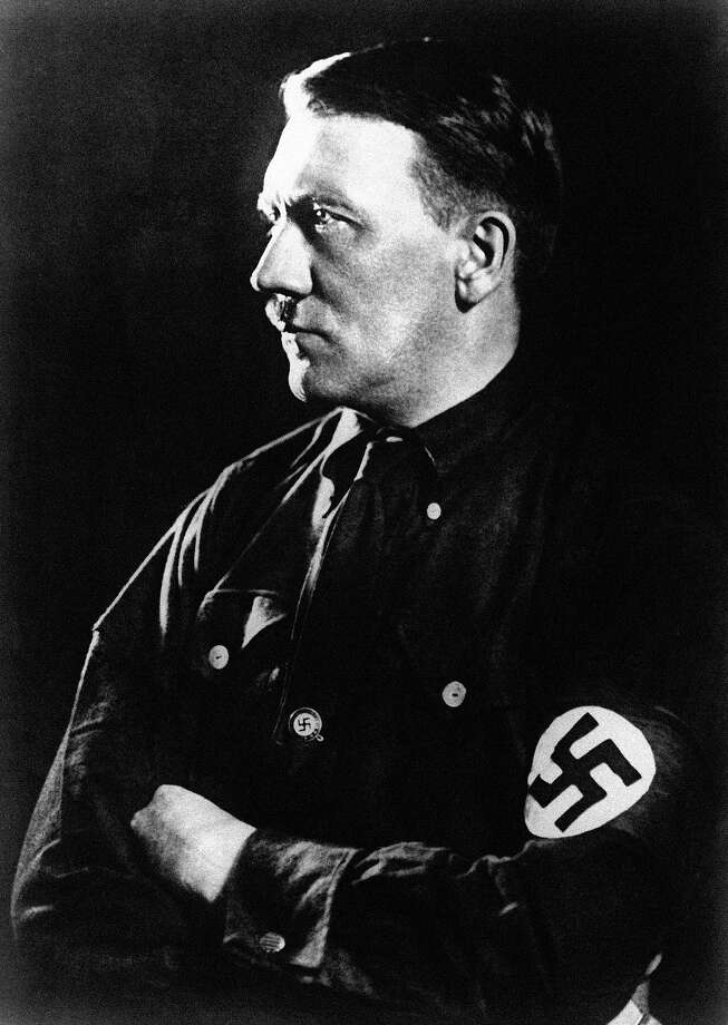 1938: Adolph HItler Photo: Associated Press