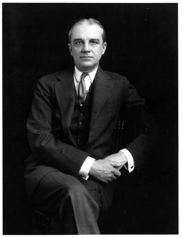 1929: Owen D. Young Photo: General Electric