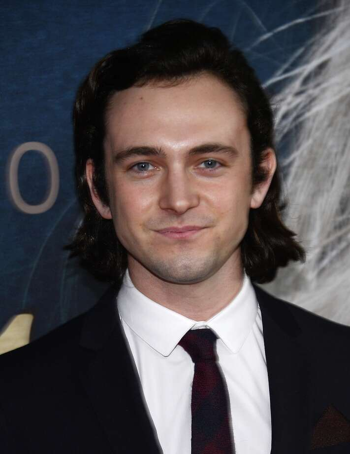 George Blagden attends the Les Miserables New York premiere at Ziegfeld Theatre on December 10, 2012 in New York City.  (Photo by Larry Busacca/Getty Images) Photo: Larry Busacca, Getty Images / 2012 Getty Images