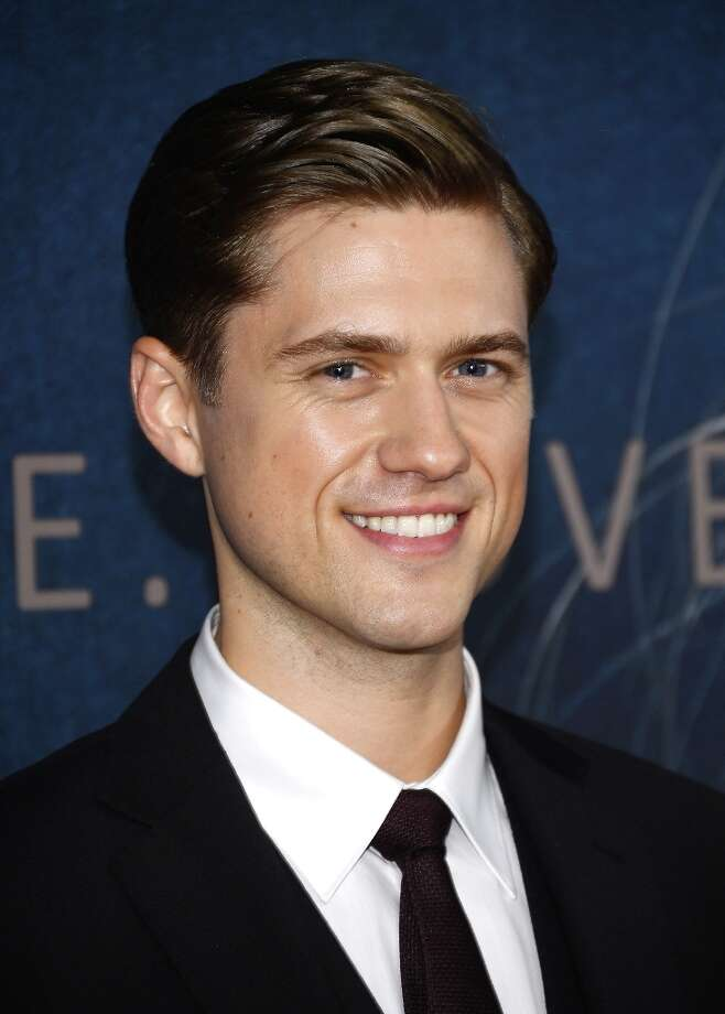 Aaron Tveit attends the Les Miserables New York premiere at Ziegfeld Theater on December 10, 2012 in New York City.  (Photo by Larry Busacca/Getty Images) Photo: Larry Busacca, Getty Images / 2012 Getty Images