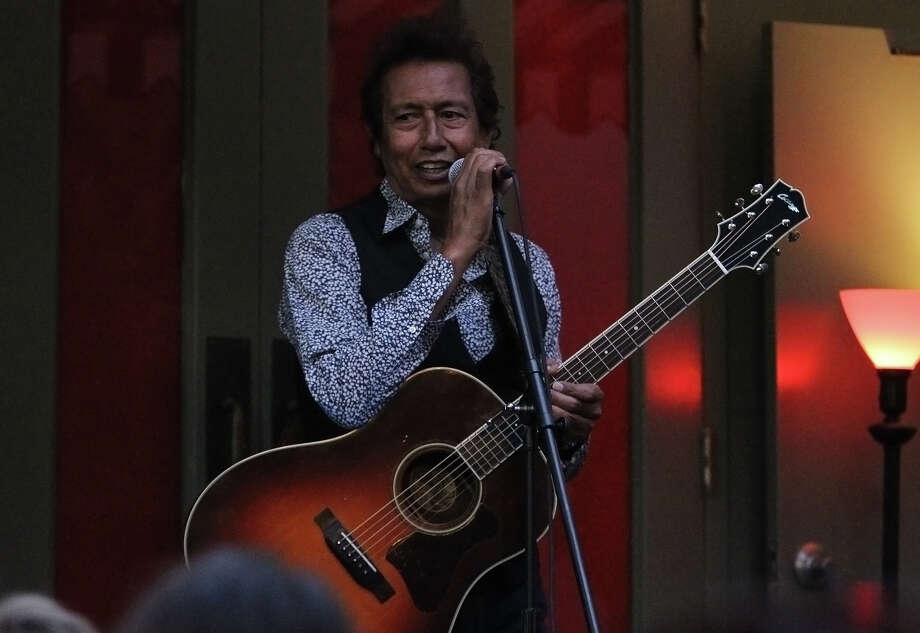 """I have to realize there are only so many summers left. I'm trying to make the most of it,"" Alejandro Escovedo, 61, says. Photo: Express-News File Photo / SAN ANTONIO EXPRESS-NEWS"