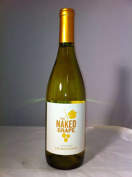 The Naked Grape Chardonnay Photo: Dale Robertson